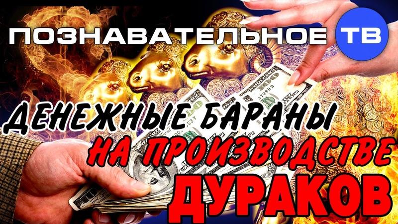 Денежные бараны на производстве дураков (Познавательное ТВ, Валентин Катасонов)