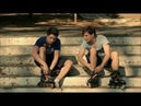 Teen loses his virginity with school boy - Gay kiss scenes - Brazilian Movie 2014