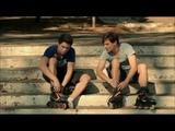 Teen loses his virginity with school boy - Gay kiss scenes - Brazilian Movie 2014