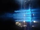 Краснодарский край, п. Архипо-Осиповка. июнь 2016. Поющие фонтаны. Самый лучший день и Земля в иллюминаторе
