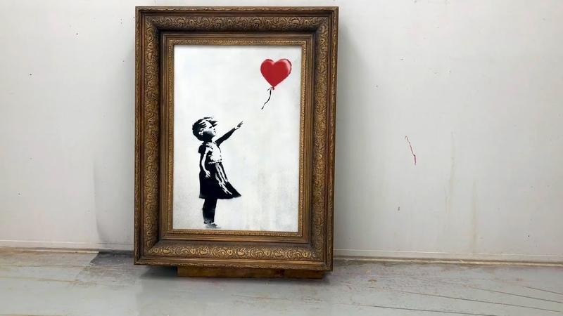 Shredding the Girl and Balloon - The Director's half cut