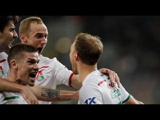 Все голы ФК Локомотив в сезоне 2018/19. 1 часть