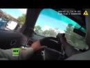 Polizist mit Leib und Seele Beamter feuert bei Verfolgungsjagd 31 Mal durch seine Windschutzscheibe