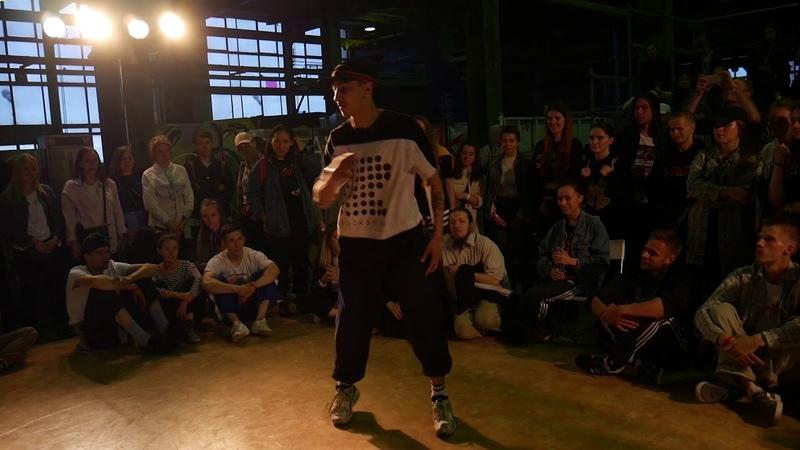 URBAN DANCE AREA by BATTLE PROJECT | JAM-BATTLE TUSA | HIP-HOP JUDGE | RUSH