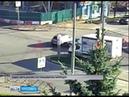В центре Ярославля произошли две аварии