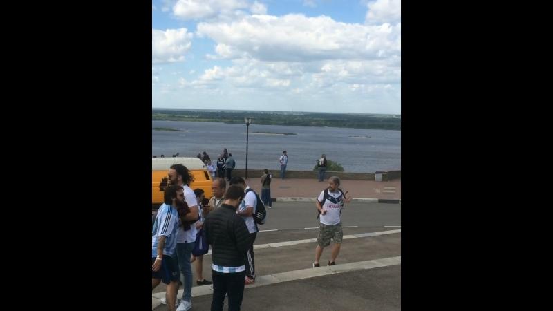 Аргентина 🇦🇷 в Нижнем Новгороде