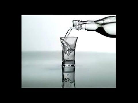 Рюмка водки наносит непоправимый вред