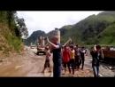 Cận cảnh dòng lũ quét kinh hoàng tại Lai Châu