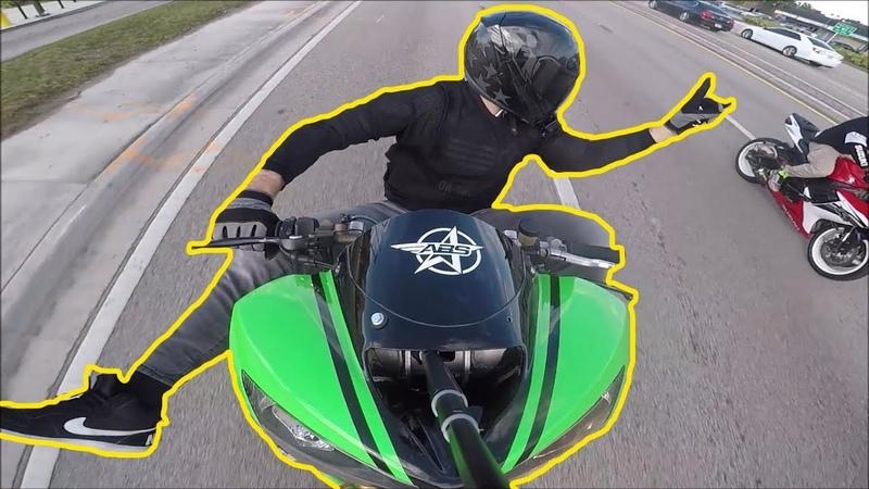 MLK Rideout 2019 GoPro Hero 7 Black Selfie Stick! Day 1