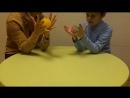 Развитие мелкой моторики. Самомассаж рук с помощью массажного мяча и мелкая мот 1