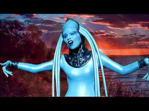 Moscow nights performed by the Diva from The Fifth Element.