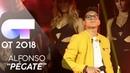 PÉGATE - Alfonso | Gala 0 | OT 2018