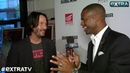 Keanu Reeves Dishes on 'Bill Ted 3'