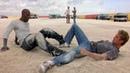 Встреча Брайна и Романа Пирса. Двойной форсаж (2003)