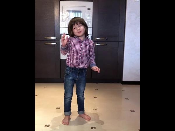 Дети поют песни Смуглянка молдаванка Песни на 9 мая Тихон Андреевич