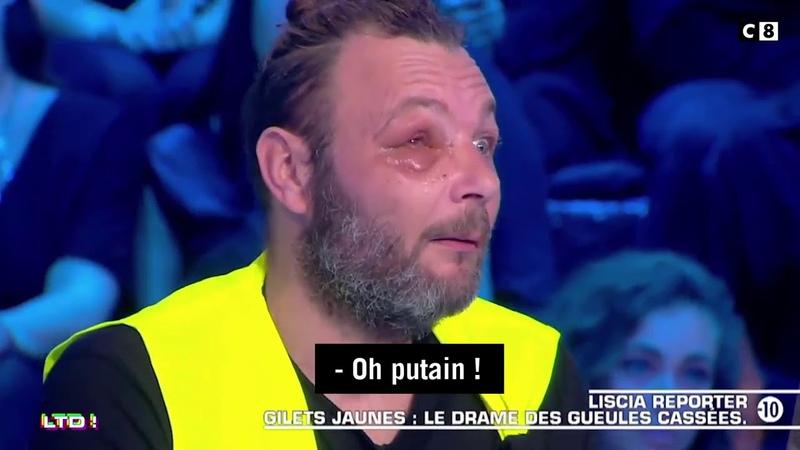 Emmanuel Macron Sein Volk ist sein schlimmster Alptraum