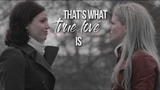 regina mills &amp emma swan that's what true love is