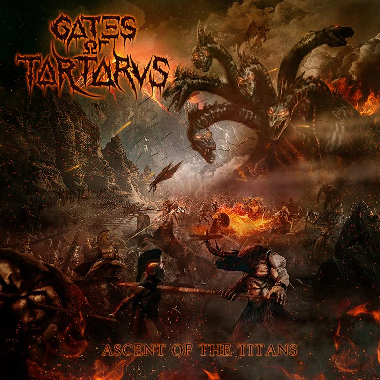 Gates of Tartarus - Ascent of The Titans [EP] (2018)