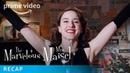 The Marvelous Mrs. Maisel Season 1 - Official Recap | Prime Video