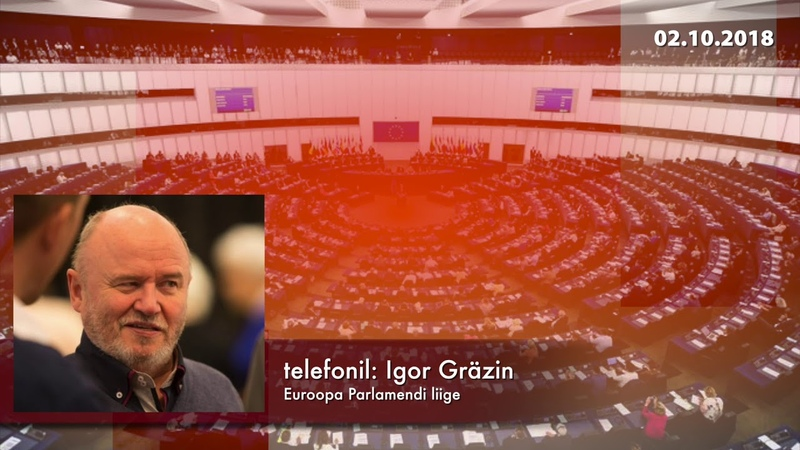 Igor Gräzin: NSVL-i rahvasaadikute kultuuriline tase palju kõrgem kui Euroopa Parlamendis