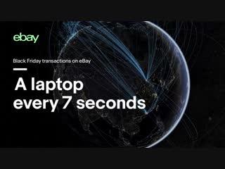Покупки на ebay в черную пятницу