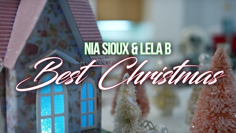 Best Christmas (Official Music Video) Nia Sioux Lela B