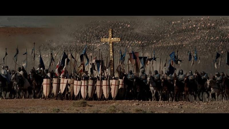 Powerwolf - Christ and Combat (Crusader video)