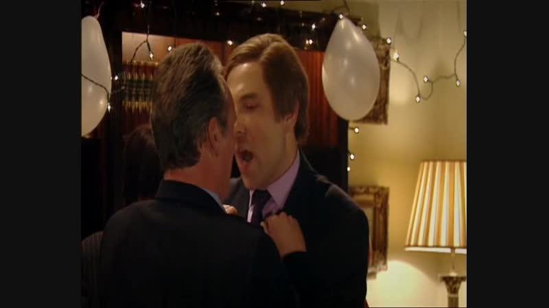 Little Britain Sebastian Prime Minister dance kiss