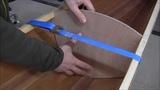 Bau eines Holzkajaks. Lektion 9 Schottw