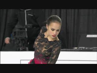Alina ZAGITOVA – Free Skate – Grand Prix Final 2018