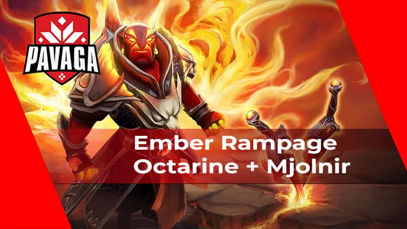 Ember Rampage