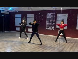 Choreography Beyonce Destiny Child - Lose my Breath