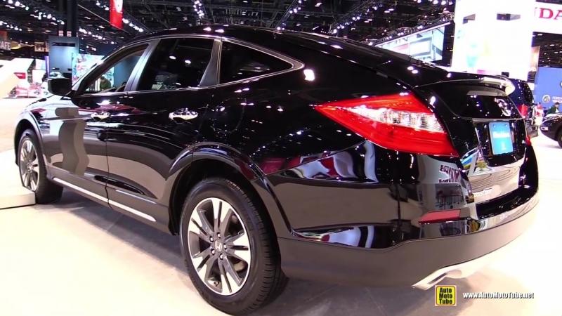 Honda Crosstour ELX V6 4WD