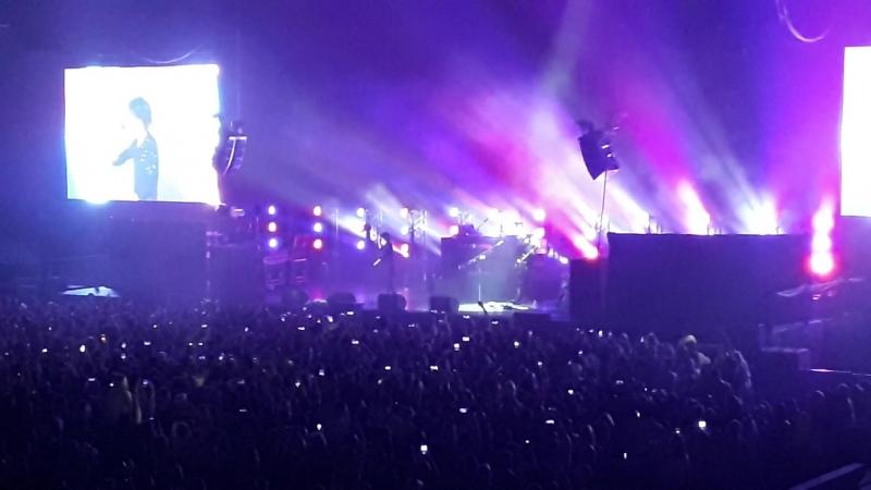 Земфира 12 07 2018 Небо Лондона