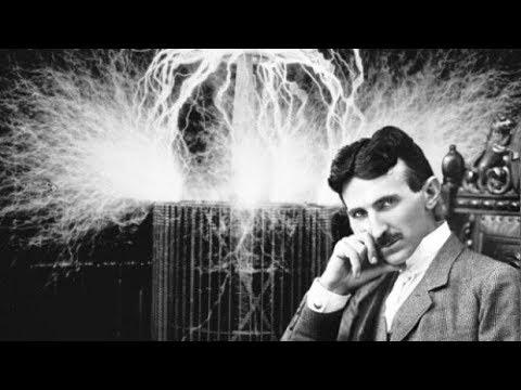 Физики прочли рукописи Теслы и обомлели,так вот откуда он брал электричество.Энергия древних богов.