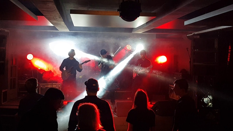 Alister Mars - Saint? @ Club SEVEN (Chisinau, 08/12/2018)