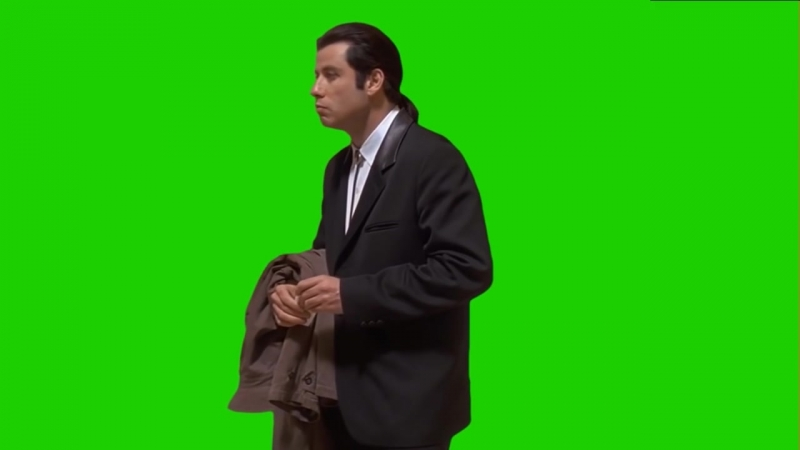 Confused Travolta