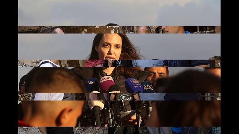 Анджелина Джоли рассказала о сексуальном насилии Говорю об этом со своими детьми