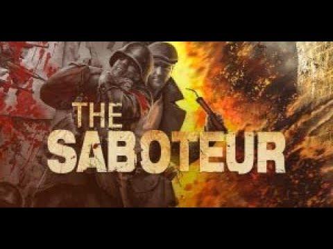 Прохождение - The Saboteur - Часть 23 ( Из пепла )