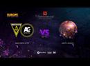 Aachen City vs Anti MagE TI9 Qualifiers EU bo1 Lex