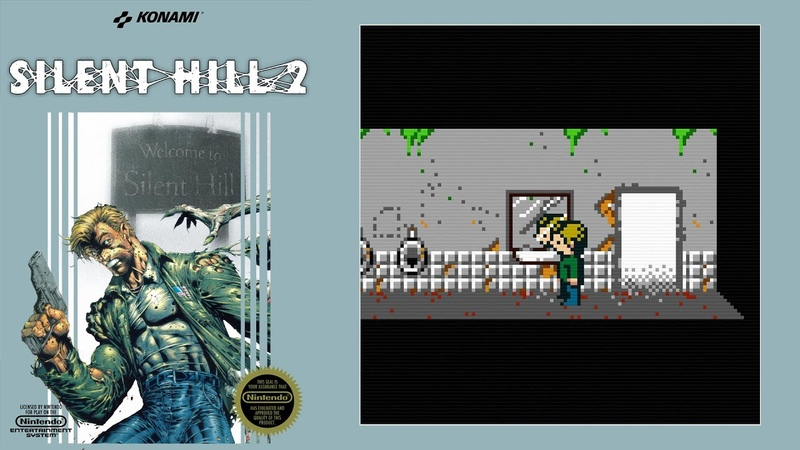 Theme of Laura (8-Bit Remix) | Silent Hill 2 x NES