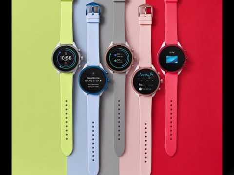 Fossil's Sport Smartwatch