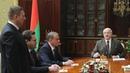 Александр Лукашенко обновил местную вертикаль власти, назначил министра транспорта и новых послов