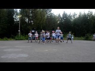 Танцы племени - 9 Племя Диких