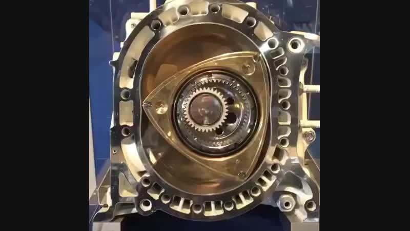 Роторный двигатель изнутри Двс Mazda rx7 JDM Stance nation