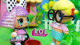 Сирота из детского дома Куклы ЛОЛ Сюрприз Мультик LOL Dolls