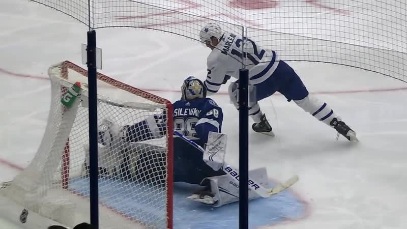 Andrei Vasilevskiy makes unreal skate stop for save of the year candidate