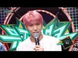 |180803| VIXX Leo Interview @ KBS Music Bank