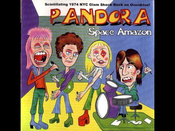 Pandora(US) - Don't Pity Me (70s Heavy/Glam Rock)