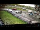 Автоледи устроила ДТП на парковке и подло скрылась